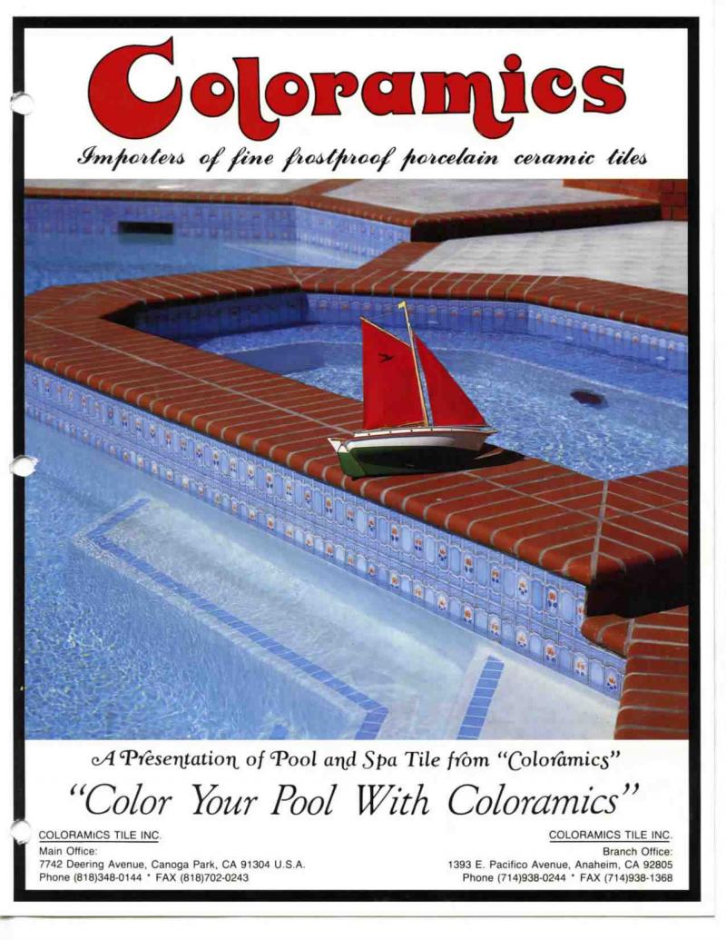 Coloramics-sail